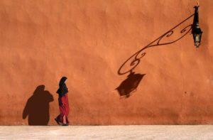 Shadows Marrakesh, Morocco